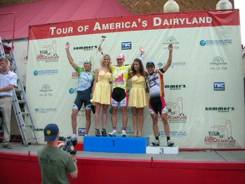 Another podium shot. GC this time.  (It's not like I have a bunch of different photos to choose from.) Me, Frank Pipp, & Chad Hartley.