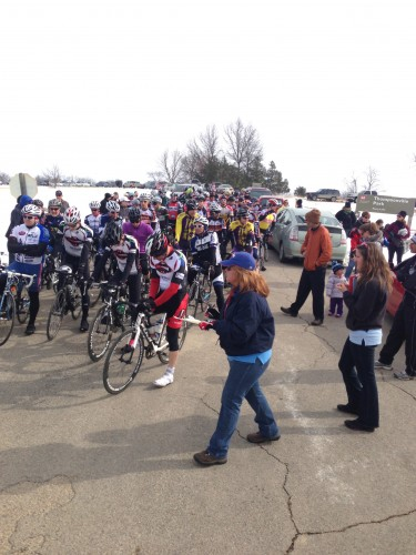 There was a great turn out at the local training series last Sunday.