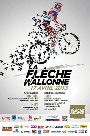 2013_la_fleche_wallonne_poster_affiche2