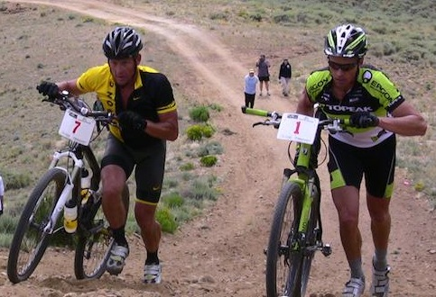 I wonder if Lance ever told Dave Weins he was sorry for beating him by 25 minutes at Leadville?