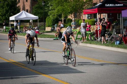 Catherine won on Saturday and her Trek KC team mate won on Sunday.