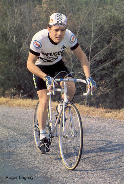 Roger, back in 1981, when amphetamines were the drug of choice and EPO was just three letters.