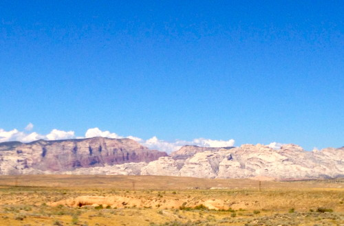 This is just a sampling of the views in Utah and Colorado along the drive.