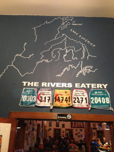 The Rivers Eatery in Cable is a great addition to the area.