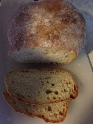 Breakfast bread.