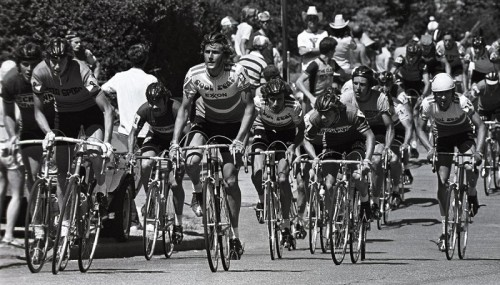 Dale at the '77 National Road Champhionships.