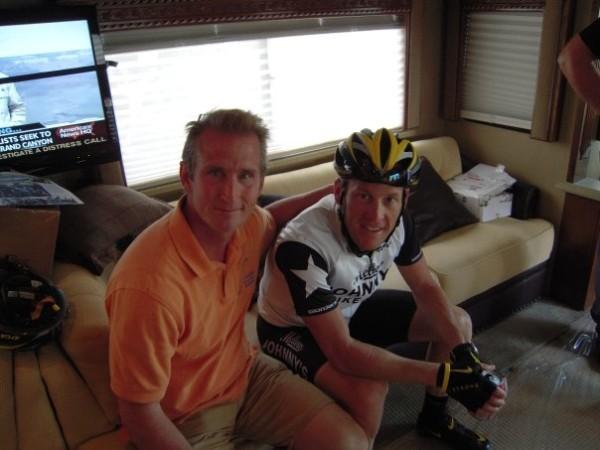 Rick and Lance.