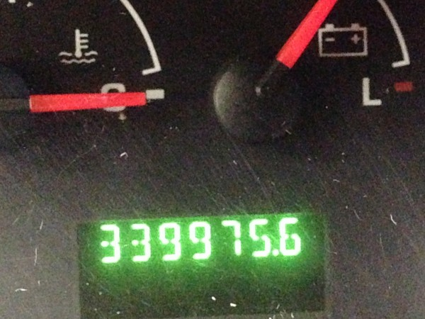 My van has nearly 340,000 miles on it now.  It is running better than when I got it nearly 4 years ago.