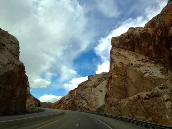 Utah is dramatic.