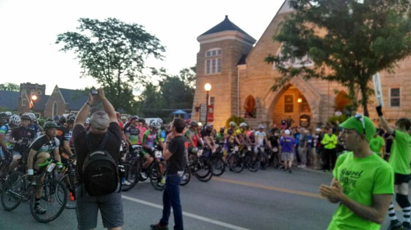 Dirty Kanza start this morning at 6am.
