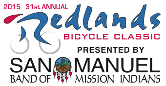 It's interesting that the presenting sponsor for this year's Redlands Classis is a Indian casino.