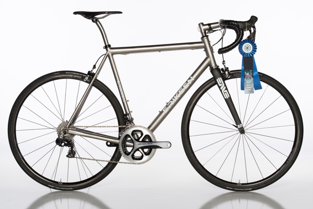 2014 NAHBS Best Road Bike