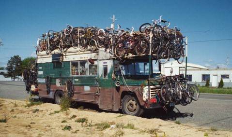 Affordable transportation between races?