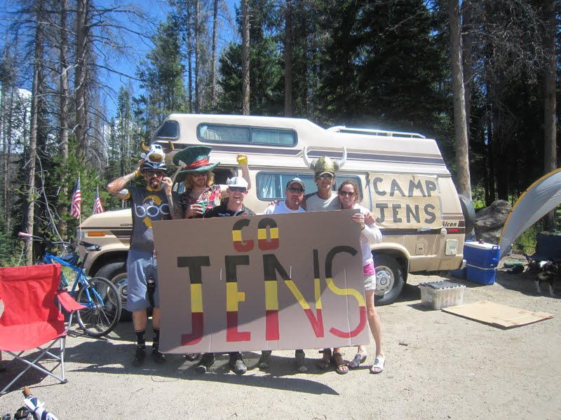 JEns Voigt Fan Club on Rabbit Ears Pass
