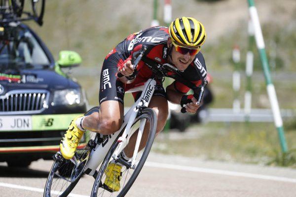 Marcus descending fast.