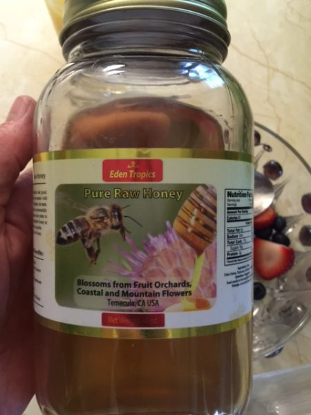 This is my favorite honey right now. You can order it online. It is a little pricey.