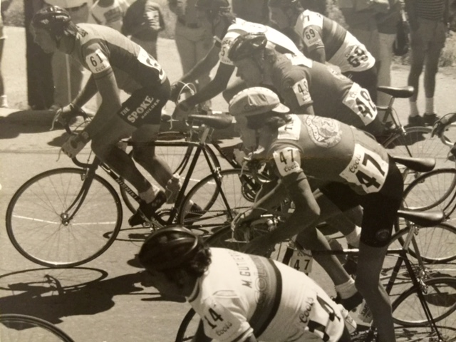 I believe this is the Morgul-Bismark stage of the Coor's Classic that year. I'm #47, Tom just above me.