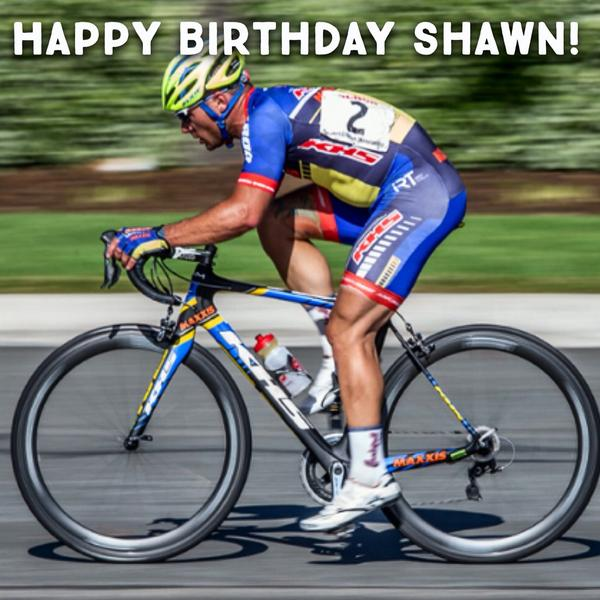 Yeah, Happy Birthday Shawn!!!