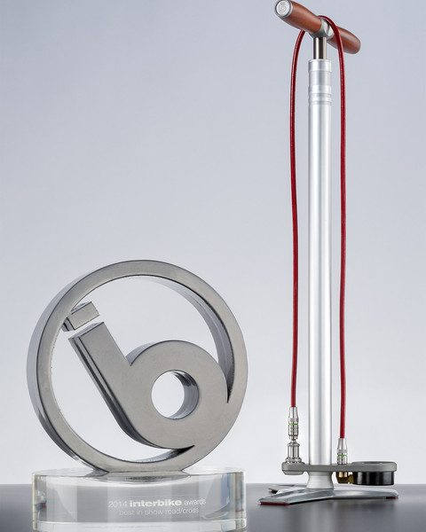 The best of the best. A Silca floor pump.